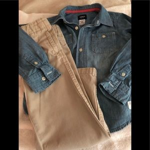 Boys 4t outfit